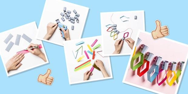 Фото №1 - Делаем новогодние украшения своими руками