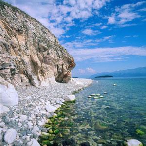 Фото №1 - Славное море, священный Байкал
