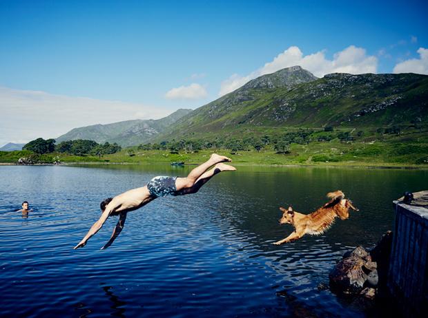 Фото №7 - Джеймс Миддлтон – о своей новой жизни в Шотландии: эксклюзив Marie Claire
