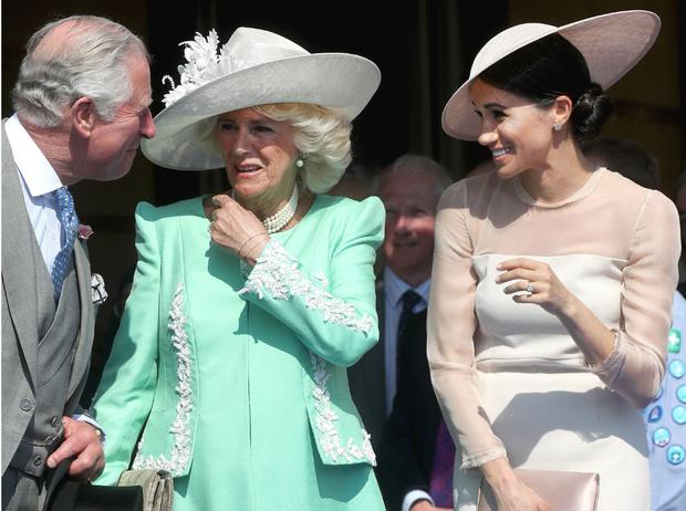 Фото №1 - Любимая невестка: почему Меган всегда была ближе принцу Чарльзу, чем Кейт