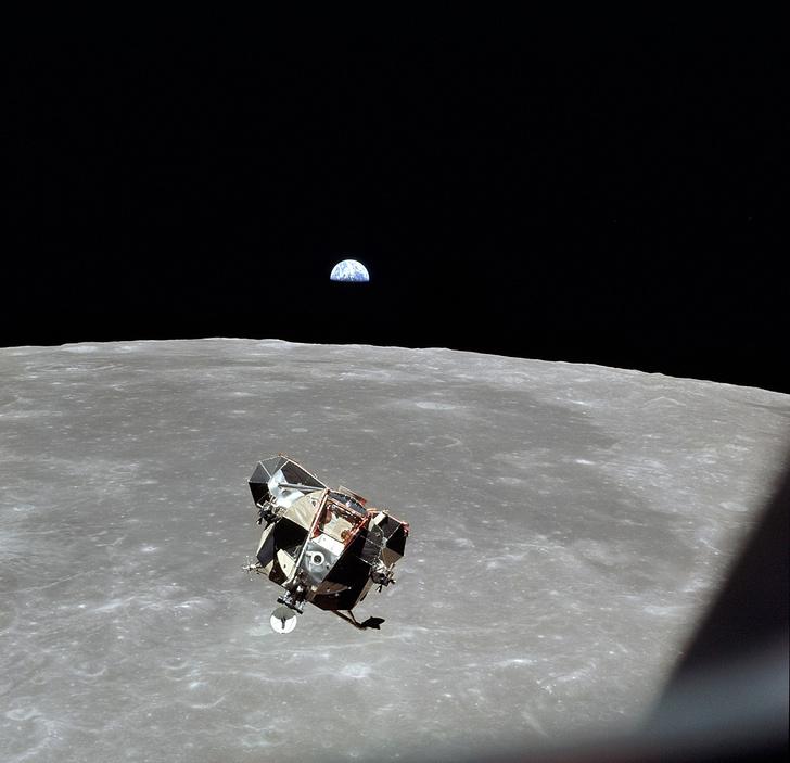 Фото №2 - Космос: лунная дорога