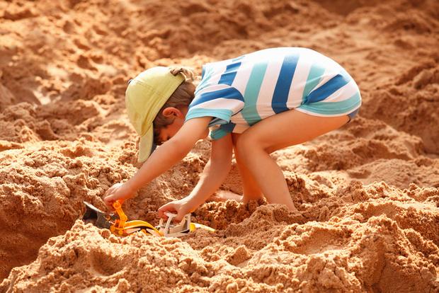 Фото №1 - Знакомство с песочницей: самые частые проблемы