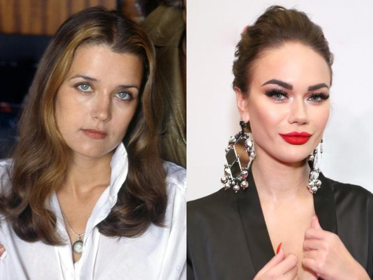 Фото №1 - Без ботокса и стилистов: как в 30 лет выглядели советские звезды— и как современные