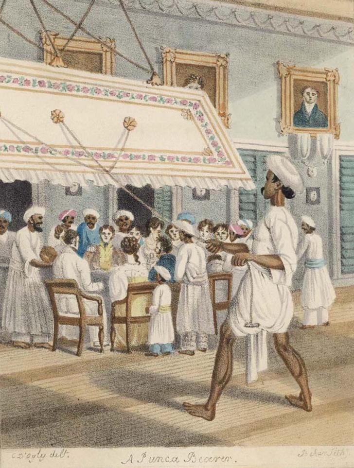 Фото №2 - История одной фотографии: панкахваллы за работой, 1900-е годы