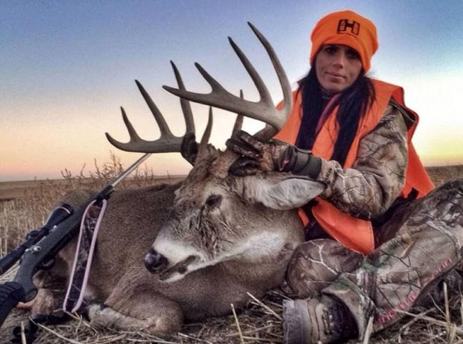 Фото №6 - Убийственная красота: женская охота как тренд
