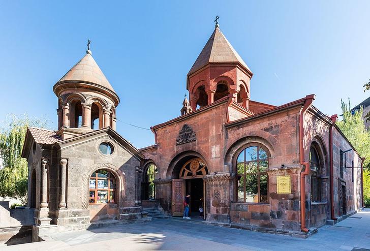 Фото №4 - Ереван-джан: гид по столице Армении. Часть 1