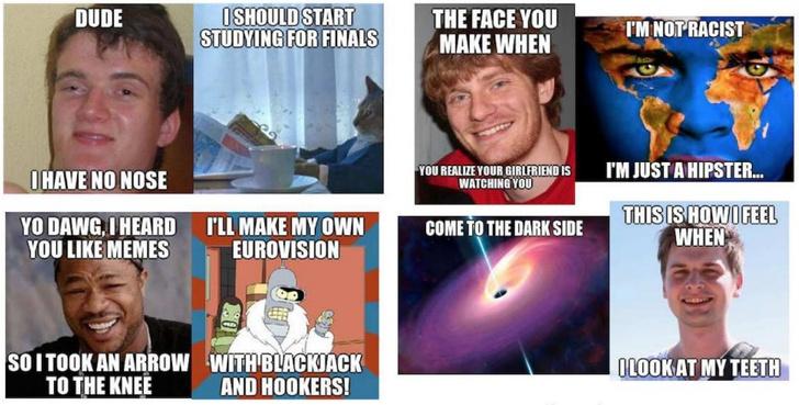 Фото №1 - OMG! Искусственный интеллект научился делать мемы