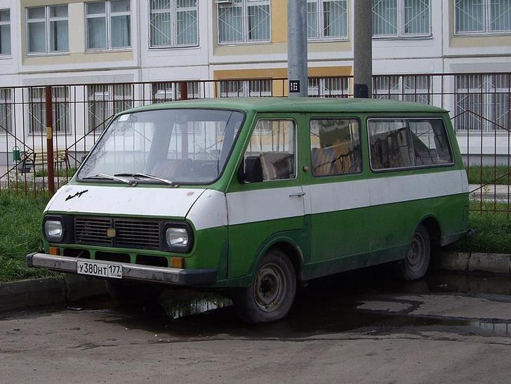 Фото №3 - Сделано не в России: автомобили из республик бывшего СССР