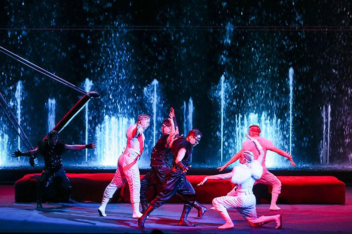 Фото №3 - «Снежный Дракон» в цирке «Аквамарин»