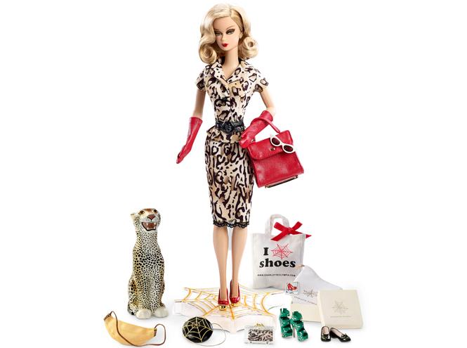 Фото №1 - Презентация капсульной коллекции Charlotte Olympia x Barbie в Москве