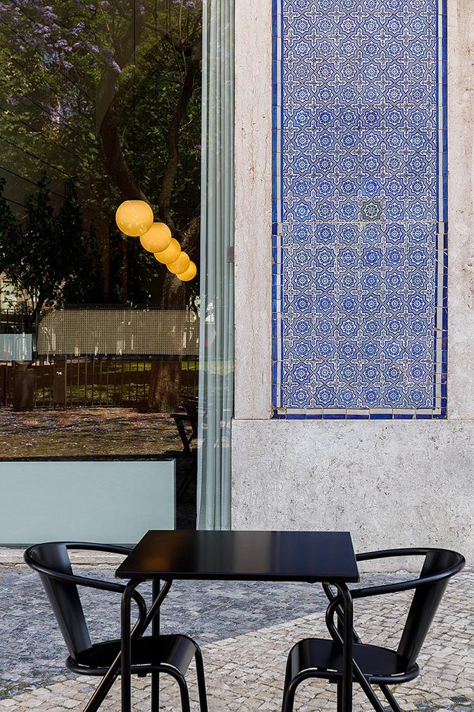Фото №2 - Ресторан Marco в Лиссабоне