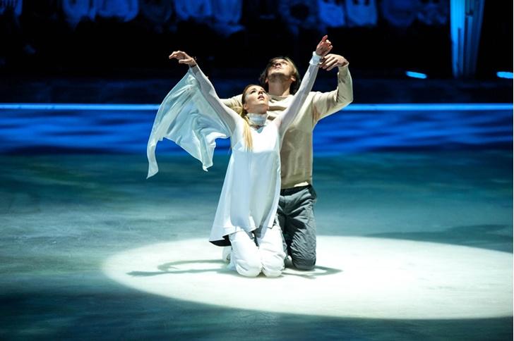 Фото №2 - Юлианна Караулова: «Из-за тренировок на льду сильно похудела»