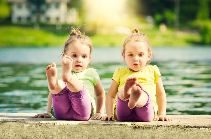 Фото №3 - Для самых маленьких: детская оздоравливающая гимнастика