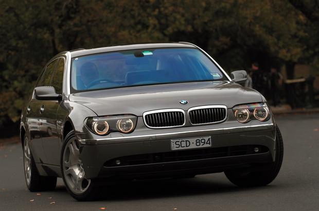 Фото №7 - 10 BMW, которым не повезло с внешностью