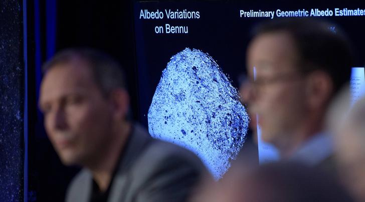 Фото №1 - В НАСА предложили распечатать 3D-модель астероида