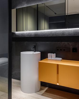 Фото №12 - Апартаменты в аренду со стеклянной спальней