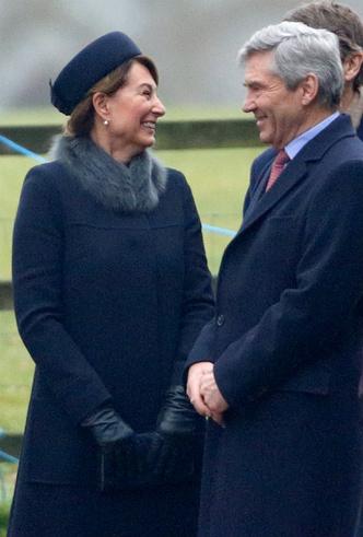 Фото №4 - Почему родителей герцогини Кейт больше не приглашают на важные события