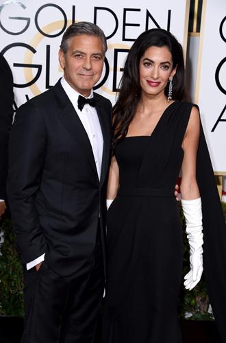 Фото №21 - Джордж и Амаль Клуни: история любви