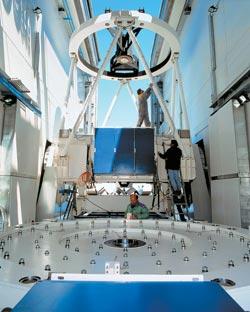 Фото №4 - Телескопы: от стекол к лазерам