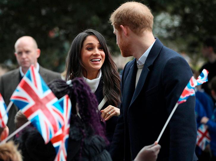 Фото №10 - Принц Гарри и Меган Маркл вышли на новый уровень отношений