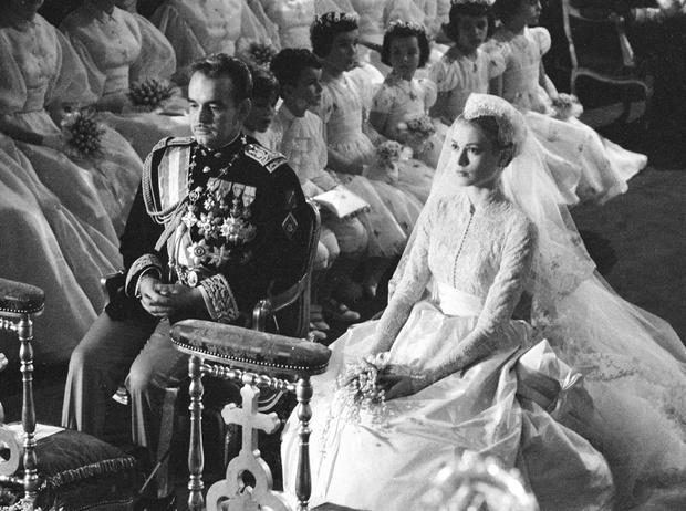 Фото №10 - 8 неожиданных фактов о свадьбе Грейс Келли и князя Ренье