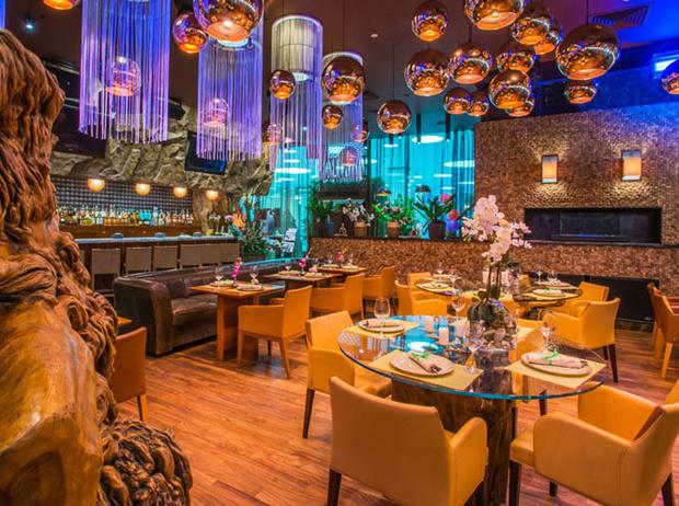 Фото №2 - Нескучный Рождественский пост: новое меню в ресторане Bamboo.Bar