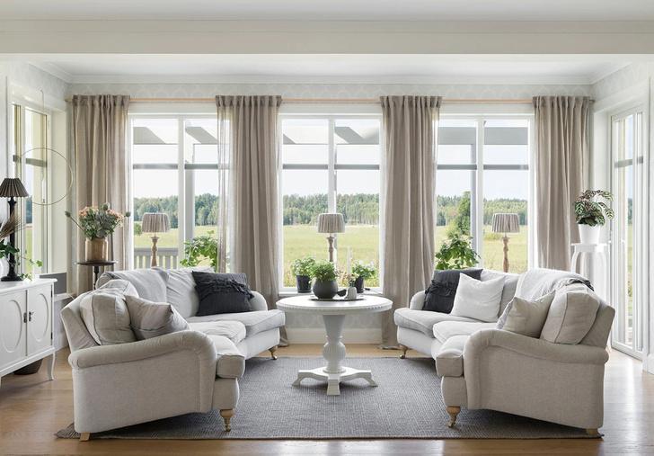 Фото №7 - Светлый дом для большой семьи в Швеции