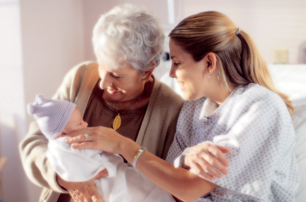 Фото №3 - Кто присутствует при родах