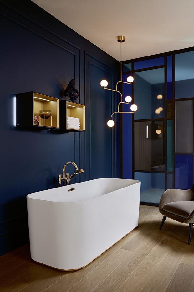 Фото №10 - Полное погружение: ТОП-10 отдельно стоящих ванн