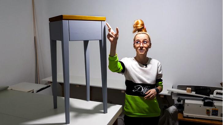 Фото №7 - «Делать мебель своими руками— это не какая-то сверхспособность»: как живет женщина-столяр в Подмосковье