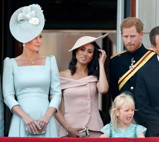 Фото №13 - Насколько герцогиня Меган уже сблизилась с королевской семьей