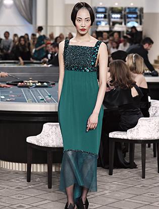 Фото №48 - Неделя Высокой моды в Париже: Chanel FW2015/16
