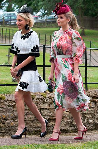 Фото №8 - Свадебная тиара принцессы Дианы украсила другую невесту