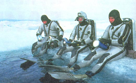 Фото №3 - В ледяной купели Байкала