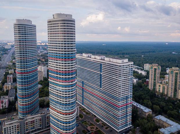 Фото №12 - Жизнь в облаках: 10 самых высоких зданий в Москве, в которых можно жить