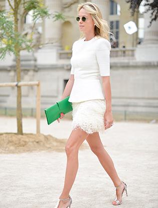 Фото №12 - Неделя Высокой моды в Париже: Street style