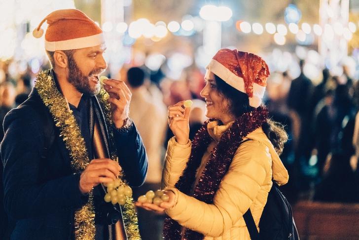 Фото №6 - Пять минут: 15 необычных новогодних традиций со всего света