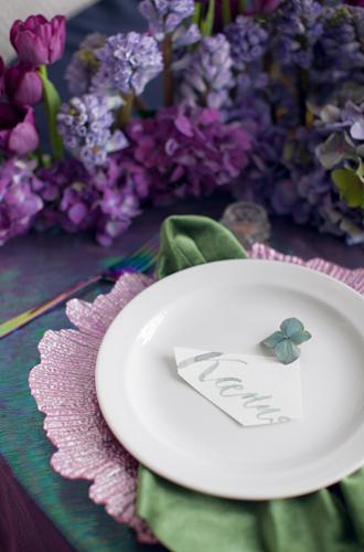 Фото №21 - Свадебный сезон 2017: модные палитры и детали, которые сделают свадьбу по-настоящему стильной