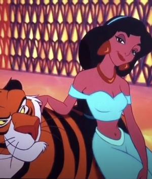 Фото №5 - Bad girl: как будут выглядеть диснеевские принцессы, если станут злодейками 😈