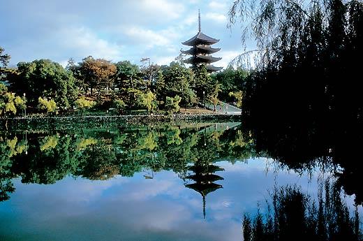 Фото №4 - «Зеркальный путь» эпохи Нара