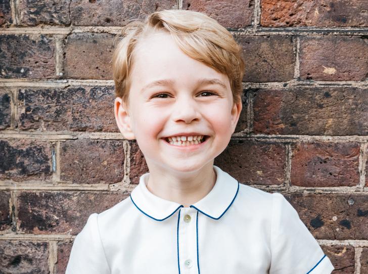 Фото №1 - Крутой Джордж: новое фото принца признано лучшим (и очень смешным)