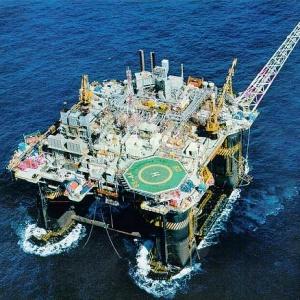 Фото №1 - Электростанция в море