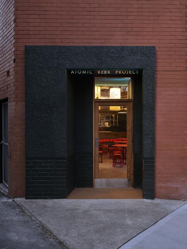Фото №11 - Ресторан в бывшем здании склада в Сиднее