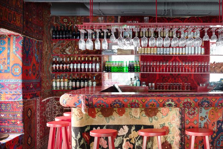 Фото №5 - «Хачапури и вино»: новый ресторан по проекту Бюро Правда
