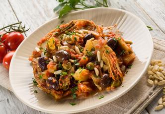 Фото №4 - Три блюда из баклажанов по рецепту итальянского шеф-повара