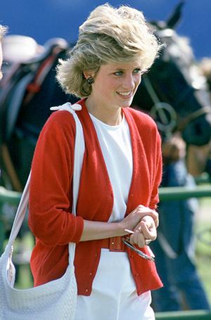 Фото №61 - 70 красных нарядов: как принцесса Диана носила любимый цвет