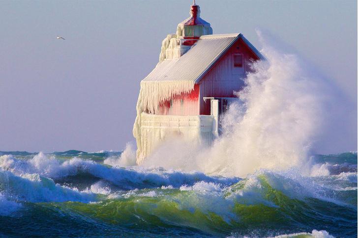 Фото №1 - Ледяная скульптура