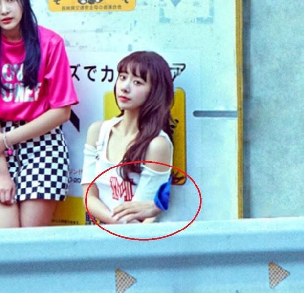 Фото №3 - 8 k-pop фейлов, когда ретушеры переборщили с фотошопом 😂