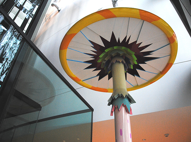 Такаси Мураками, «Troll's Umbrella», 2002