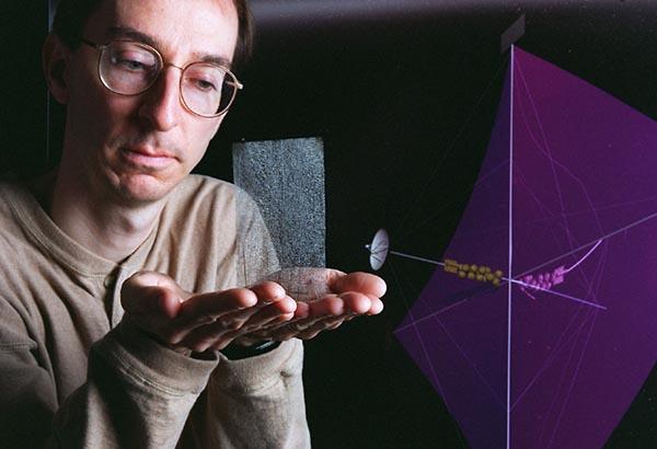 Фото №2 - Антиветер в нанопарусах